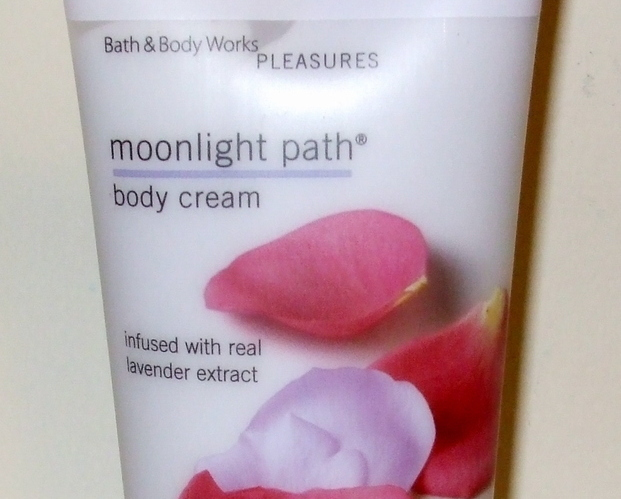 Bath and Body Works New Moonlight Path Body Cream 8 oz
