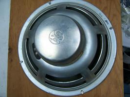 """Vintage 12"""" woofer Speaker 1203A wide range Hi-Fi GE 8 ohm 25w alnico - $49.49"""