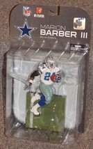2008 McFarlane NFL Dallas Cowboys Marion Barber Action Figure New In The... - $21.99