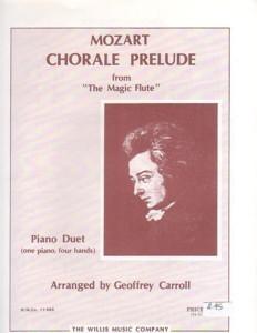 Mozartchorale