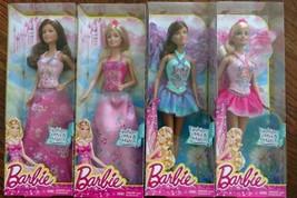4 Barbie Fashion Mix & Match Dolls NEW IN BOX BCP 17 18  20 21 - $74.25