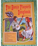 The Banjo Player's Songbook/Over 200 Songs/TAB/... - $32.00