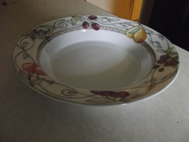 Dansk soup bowl (Umbrian fruits) 1 available - $15.20