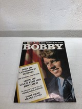 BOBBY - THE ROBERT F. KENNEDY STORY - THE MAN & HIS DREAM - $14.01