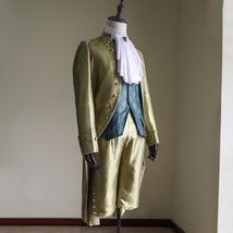 Mens Costume Victorian Elegant Gothic Aristocrat 18th Century Gentleman ... - $109.96