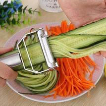 Multifunctional Grater Julienne Peeler Vegetable Fruit Slicer Melon Kitchen Tool