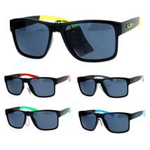 SA106 Mens Kush Pot Head Rectangular Plastic Sport Sunglasses - $9.95