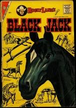 Rock Lane's Black Jack #23 1958 Charlton Comics Check? Fr - $31.53