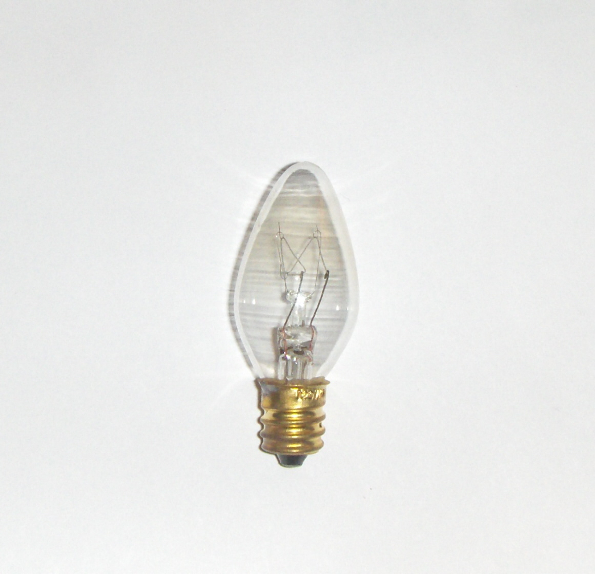 15 Watt Steady Burn Light Bulb