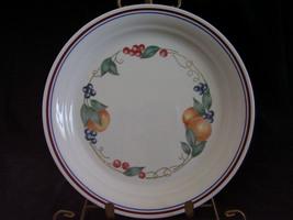 Corelle Impressions Abundance Lunch Plate Fruit... - $6.00