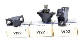 LOT OF 3 NIB ALLEN BRADLEY W22 HEATER ELEMENTS