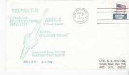 TELESAT-B ANIK-2 LAUNCHED CAPE CANAVERAL FLORIDA APR 21 1973 - $1.78