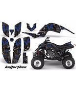 ATV Decal Graphic Kit Quad Sticker Wrap For Yamaha Raptor 660 2001-2005 ... - $168.25