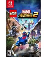 LEGO Marvel Superheroes 2 - Nintendo Switch Disc Standard Edition - $50.61