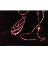 Haunted Gypsy Witch Faery Teardrop Amulet - Banish Grief - $33.00