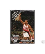 Franz TrailBlazer Card 1994 Clyde Drexler #11 - $5.00
