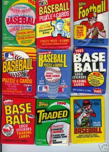 Wholesale lot sport and non sport cards resale trading for Wholesale craft supplies for resale