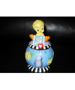 Very Rare 1999 Warner Bros Tweety Bird Time For Tea Cooking Timer - $39.99
