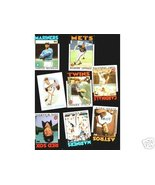 100 - 1986 Topps baseball cards Bundle different LOT - $7.50
