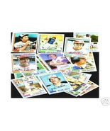 100 - 1982 Topps baseball cards Bundle different LOT - $9.50