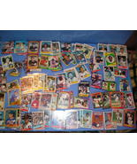 543 Baseball Cards 1970's-80's mostly Stars In Sleeves - $99.00