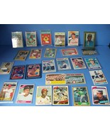 Older Baseball Card lot over 250 Mostly 1950 & 1960 era - $1,131.00