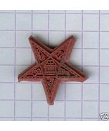 OES Eastern Star Masonic UnMounted rubber stamp Large f - $5.00