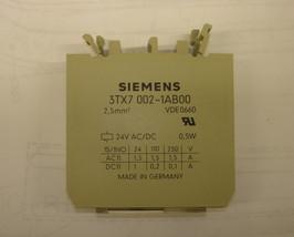 Siemens Coupling Relay 3TX7002-1AB00 - $7.45