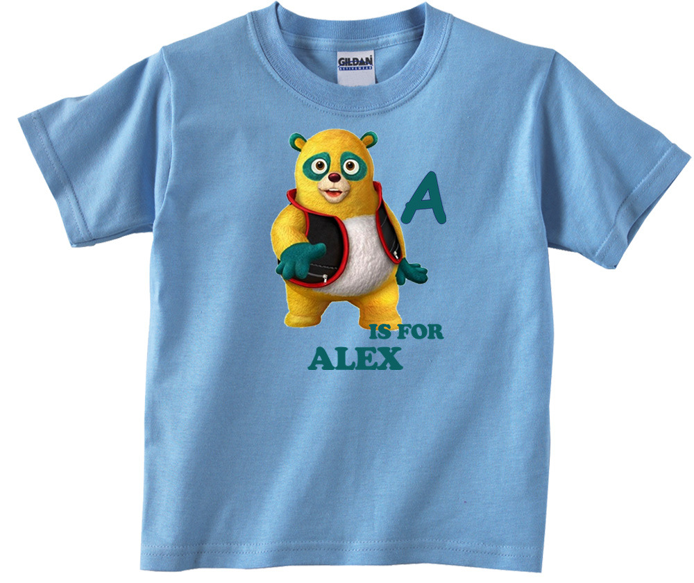 Special agent oso letter blue