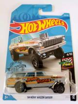 2019 Hot Wheels HW RACE DAY '64 Nova Wagon Gasser 198/250 - $7.91