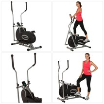 Exerpeutic 260 Air Elliptical Exercise Stair Stepper Gym Workout Aerobic... - $111.11