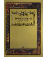 DARK SOULS III DESIGN WORKS Art Book JAPAN ps4 Xbox One 3 - $58.90