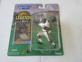 Gale Sayers , Starting LIneup , 1998 Hasbro , Sports Superstar Collectibles - $12.87