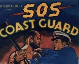 SOS COASTGUARD, 12 CHAPTER SERIAL, 1937 - $19.99