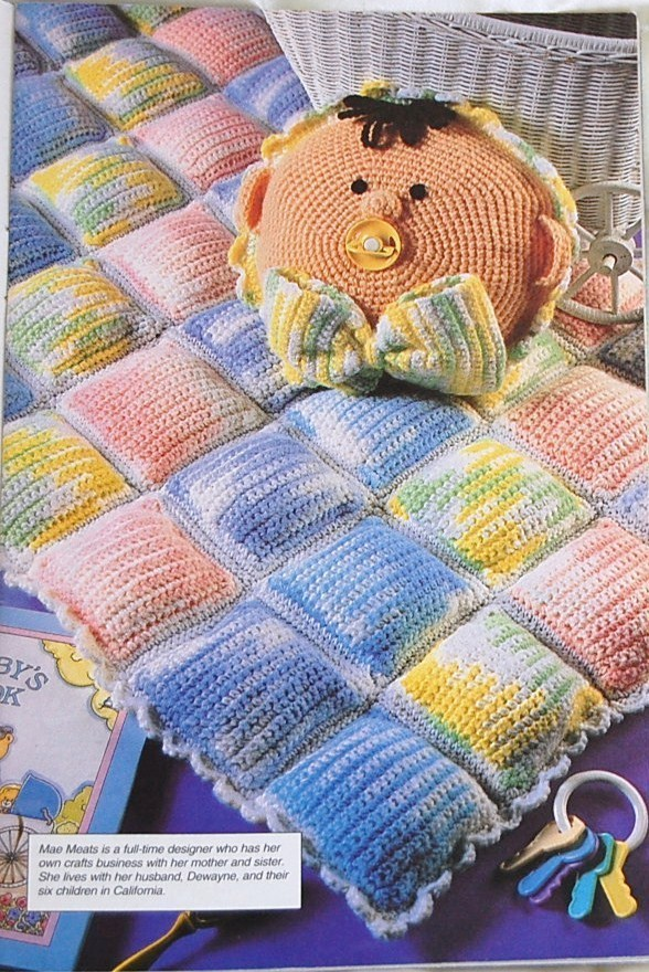 Annie's Crochet Newsletter May - June, 1996 No. 81