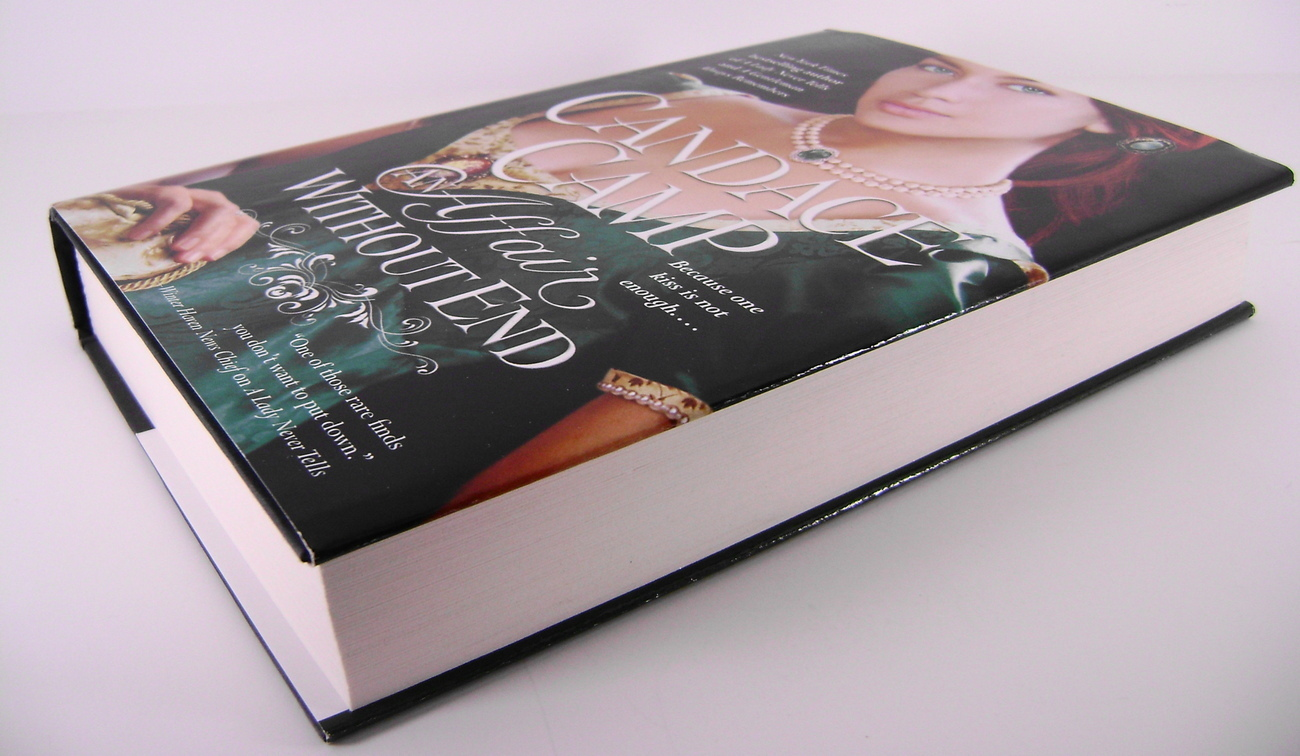 Affair Without End By Candace Camp