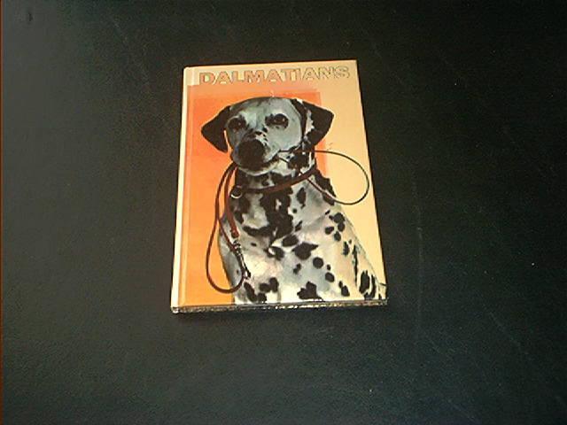 Dalmations pet book