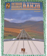 Fretboard Roadmaps/5 String Banjo/Book w/CD/New - $13.75