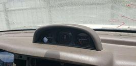 96-99 Montero Sport Voltage Temp Compass Oil Pressure Aux Dash Gauge W/Bracket image 10
