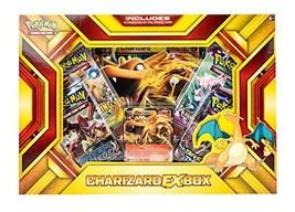 Pokemon Cards POK16CHAREXBX TCG: Charizard-EX Box Fire Blast Card Game, ... - $26.02