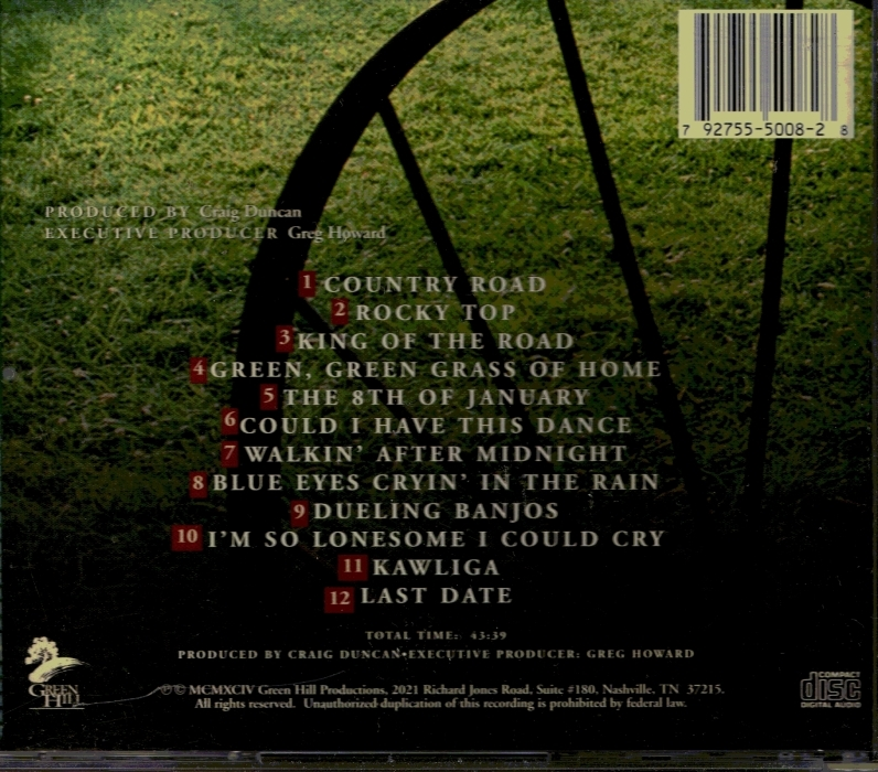 CD Country Mountain Classics