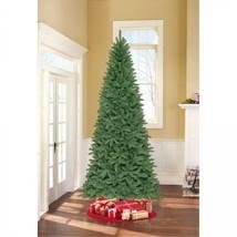 Artificial Christmas Tree Unlit 9 Feet Green Xm... - $246.84