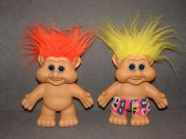 "I.T.B. Troll Doll: Lot of 2 Swimsuit 8"" - $16.00"