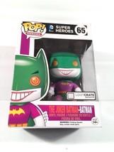 Loot Crate Exclusive Joker Batman Batman Funko Pop Vinyl Figure New In Box - $11.87