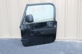 97-06 Chrysler Jeep Wrangler TJ Full Door Left Driver Florida CAR NO RUST image 1