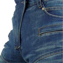 Men Fashion Professional Motorcycle Pants Casual Trousers Jeans Riding Pants image 8