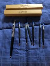 Vintage Lot of Sheaffer Blue Ballpoint Pen in Box w/ Six Refills - $9.89