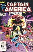 Captain America Comic Book #288, Marvel Comics 1983 VERY FINE - $3.25