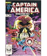 Captain America Comic Book #288, Marvel Comics 1983 VERY FINE - $3.99