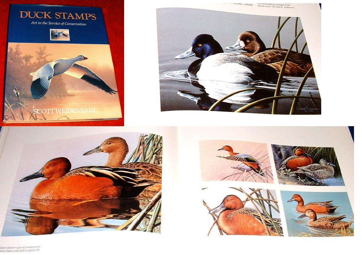 Duck Stamps Art in Service of Conservation Weidensaul Art Federal Postage Artist